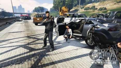 GTA 5 Provocateur troisième capture d'écran
