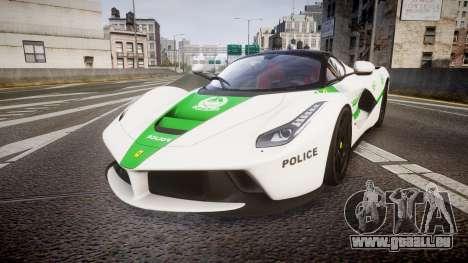 Ferrari LaFerrari 2013 HQ [EPM] PJ2 pour GTA 4