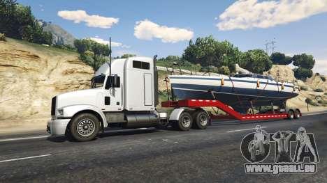 Camionnage pour GTA 5