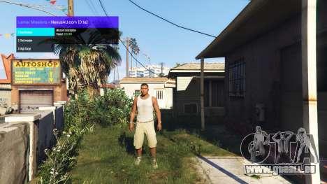GTA 5 Lamar Missions v0.1a