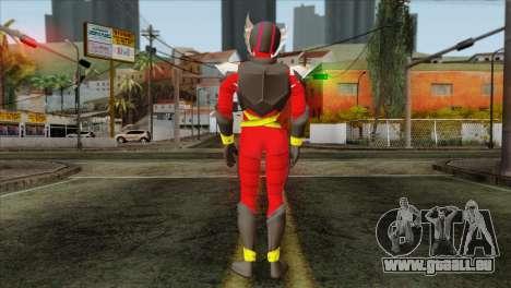 Bima Satria Garuda pour GTA San Andreas deuxième écran