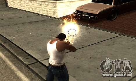 ENB Double Effect für GTA San Andreas dritten Screenshot