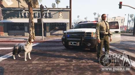 GTA 5 Police Mod 1.0b dritten Screenshot