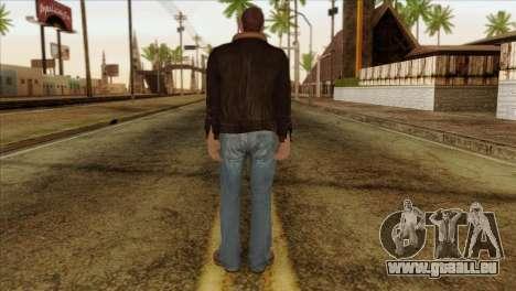 Niko from GTA 5 pour GTA San Andreas deuxième écran