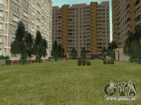Prostokvashino pour GTA Pénale de la Russie bêta pour GTA San Andreas huitième écran
