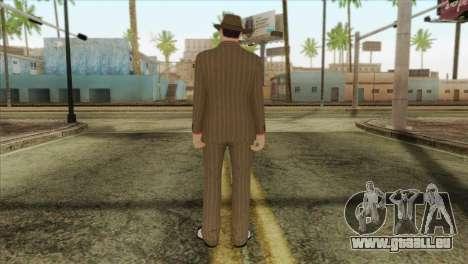 GTA 5 Online Skin 2 pour GTA San Andreas deuxième écran