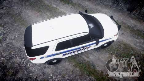 Ford Explorer Police Interceptor [ELS] slicktop pour GTA 4 est un droit