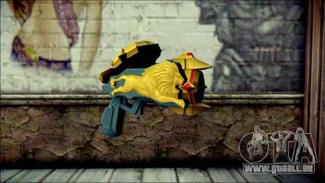 Hyper Magnum Kamen Rider Beast pour GTA San Andreas