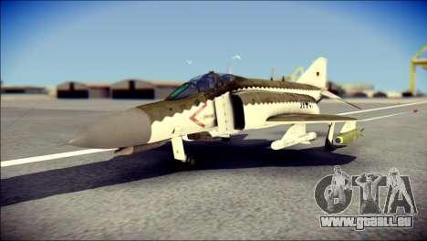 McDonnell Douglas F-4F Luftwaffe für GTA San Andreas