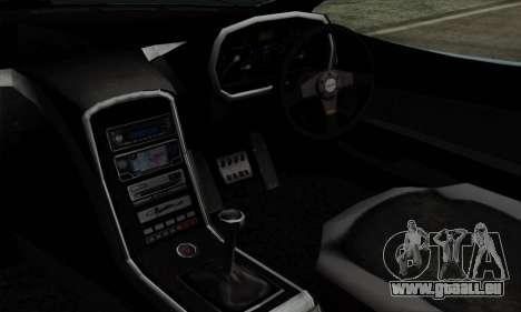 Mitsuoka Orochi Nude Top Roadster für GTA San Andreas rechten Ansicht