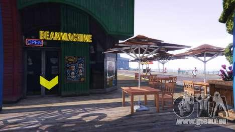 GTA 5 Coffee-shop