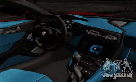 Lykan Hypersport 2014 Livery Pack 1 pour GTA San Andreas vue de droite