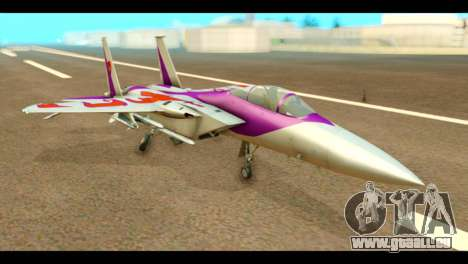 F-15C Air Combat pour GTA San Andreas