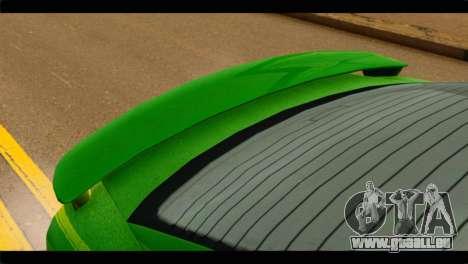 GTA 5 Bollokan Prairie IVF pour GTA San Andreas vue arrière