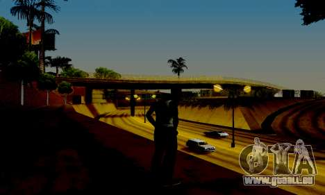 Light ENB Series v3.0 für GTA San Andreas fünften Screenshot