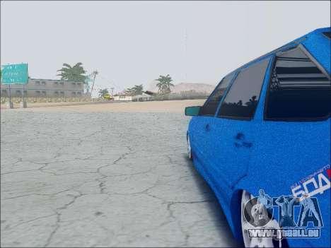 2114 für GTA San Andreas Seitenansicht