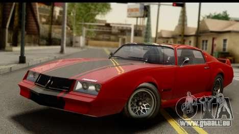 GTA 5 Imponte Phoenix pour GTA San Andreas
