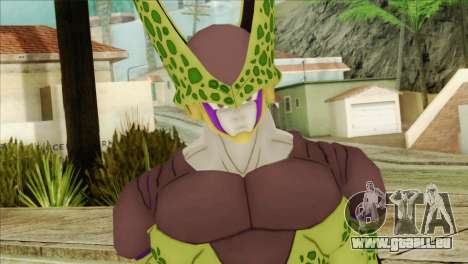 Dragon Ball Xenoverse Cell Perfect für GTA San Andreas dritten Screenshot