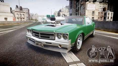 Declasse Sabre GT SS pour GTA 4