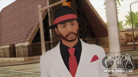 GTA 5 Online Skin 1 pour GTA San Andreas troisième écran