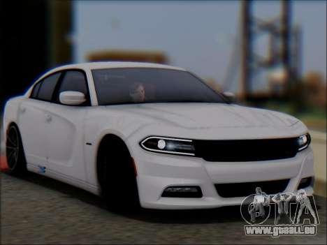 iniENB pour GTA San Andreas quatrième écran
