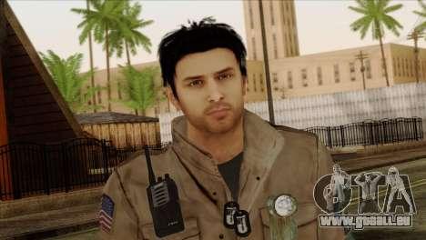 Classic Alex Shepherd Skin für GTA San Andreas dritten Screenshot