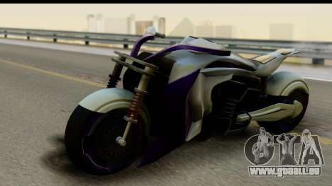 Krol Taurus Concept HD A.D.O.M v1.0 für GTA San Andreas