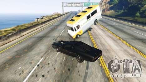 GTA 5 Duke O Death troisième capture d'écran