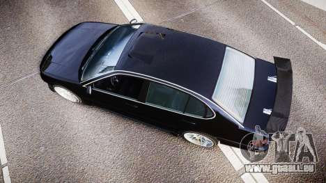 Emperor Lokus LS 350 Race GT für GTA 4 rechte Ansicht