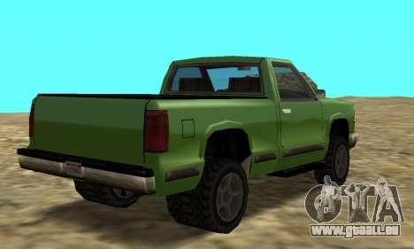 PS2 Yosemite für GTA San Andreas linke Ansicht