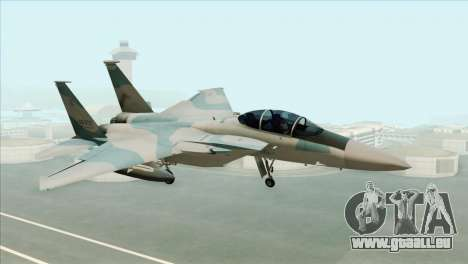 McDonnell Douglas F-15D Philippine Air Force für GTA San Andreas