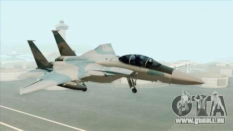 McDonnell Douglas F-15D Philippine Air Force pour GTA San Andreas