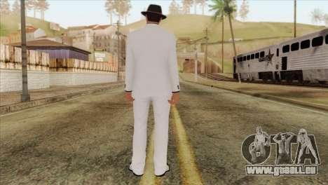 GTA 5 Online Skin 1 pour GTA San Andreas deuxième écran