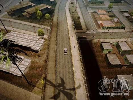 ENB Real Monsters pour GTA San Andreas deuxième écran