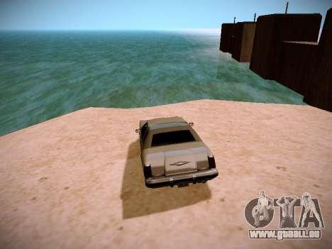 ENB Real Monsters für GTA San Andreas her Screenshot