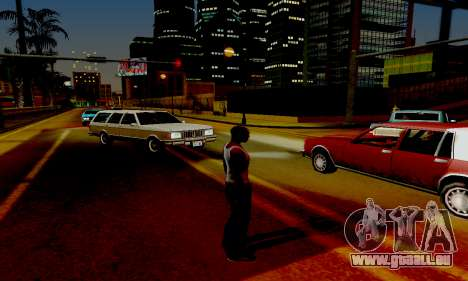 Light ENB Series v3.0 für GTA San Andreas sechsten Screenshot
