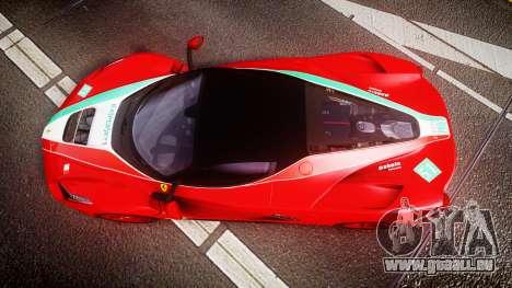 Ferrari LaFerrari 2013 HQ [EPM] PJ4 für GTA 4 rechte Ansicht