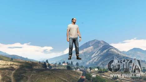 GTA 5 Noclip [LUA] zweite Screenshot