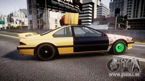 Vapid Fortune Drift für GTA 4 linke Ansicht