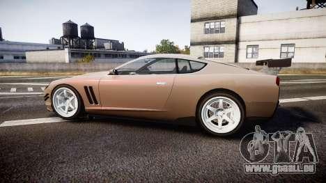 Dewbauchee Super GTO 77 pour GTA 4 est une gauche