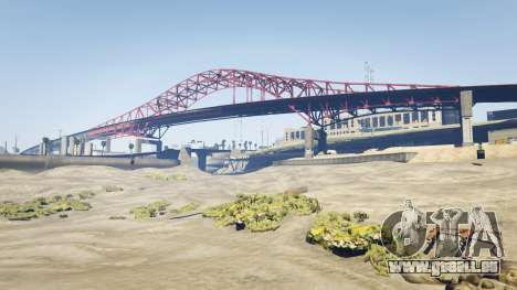 GTA 5 No Water
