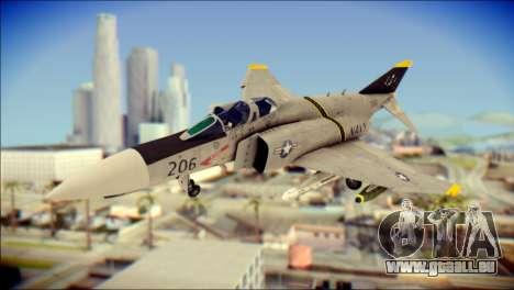 McDonnell Douglas F-4B Phantom II pour GTA San Andreas