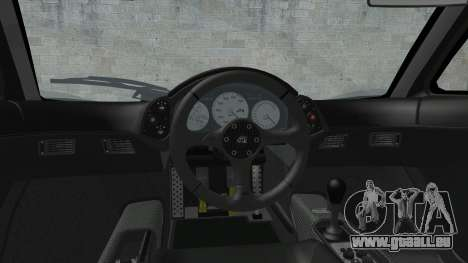 1992 McLaren F1 Clinic Model Custom Tunable v1.0 für GTA San Andreas Rückansicht