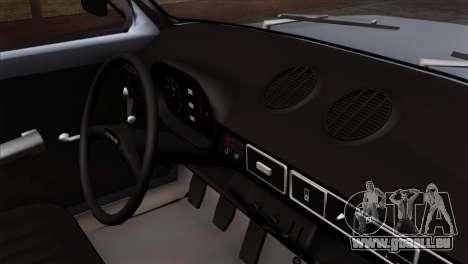 Zastava 1100 Monster für GTA San Andreas rechten Ansicht