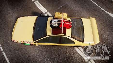 Vapid Fortune Drift für GTA 4 rechte Ansicht