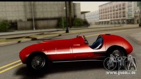 Ferrari 375 F1 für GTA San Andreas rechten Ansicht