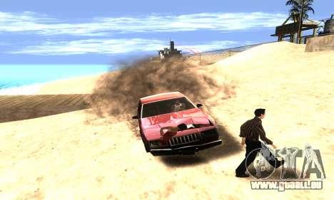 ENB Double Effect für GTA San Andreas zweiten Screenshot