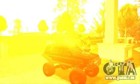 Hellish Extreme CripVoz RomeRo 2015 pour GTA San Andreas