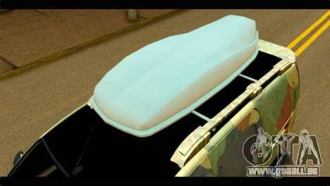 Mercedes-Benz Citan Stance für GTA San Andreas rechten Ansicht