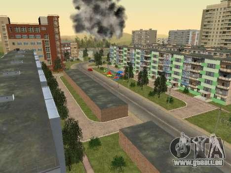 Prostokvashino pour GTA Pénale de la Russie bêta pour GTA San Andreas douzième écran